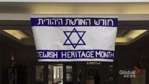 TDSB apologizes for 'misunderstanding' after Jewish History Month banner removed